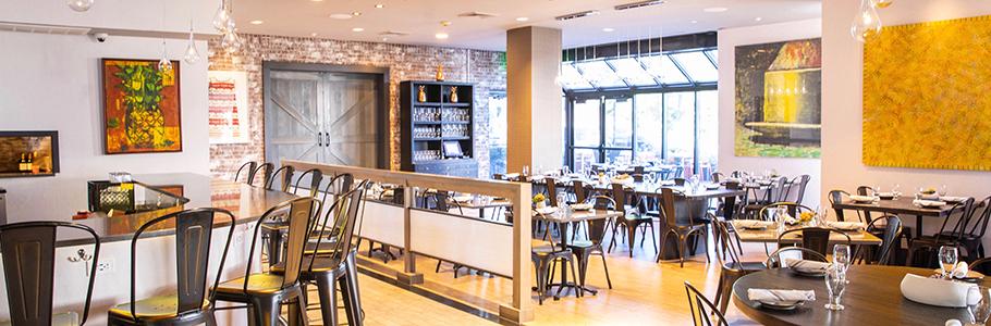 Restaurant Interior Dining