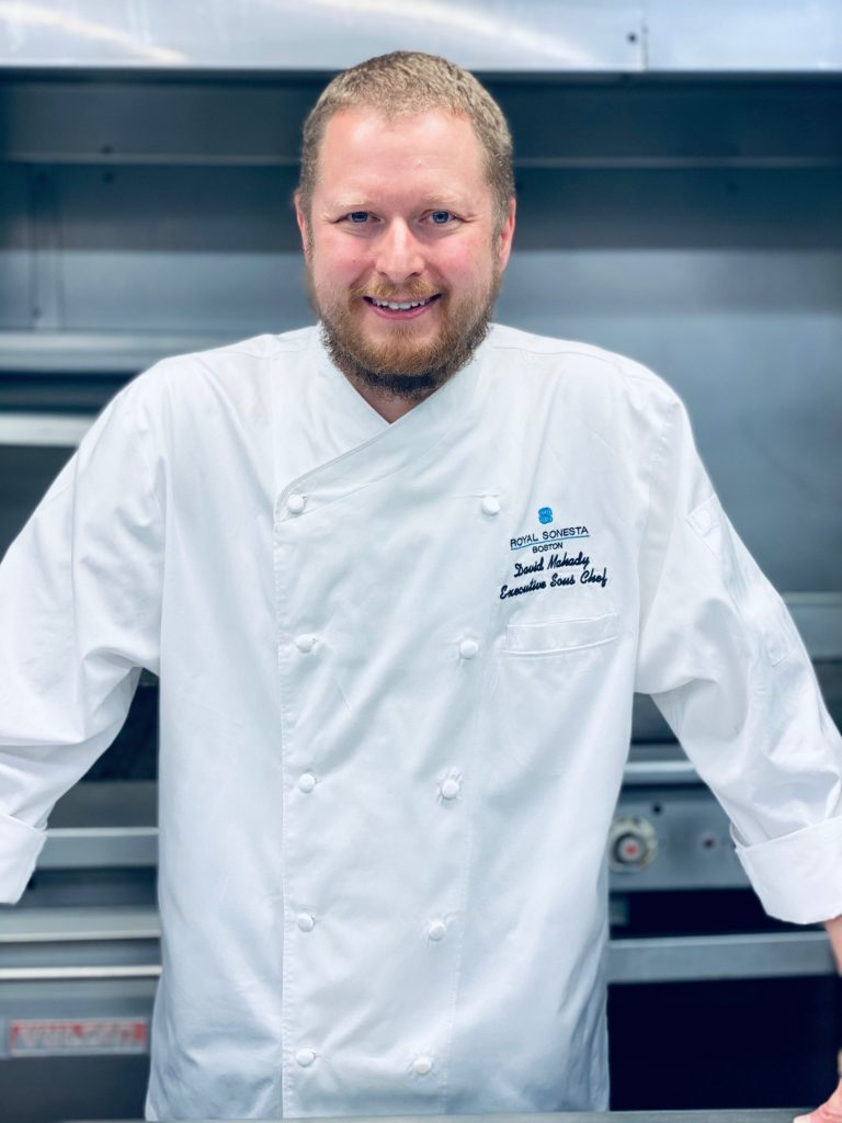 Chef Dave Mahady
